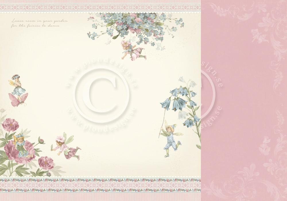 Four Seasons Of Fairies - Summer Fairies