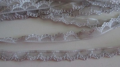 Ecru Scallop Lace