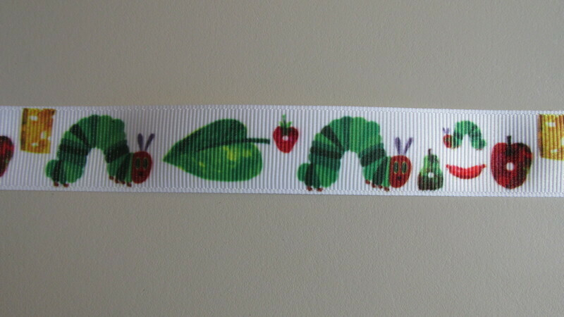 Hungry Caterpillar 3 - 22mm