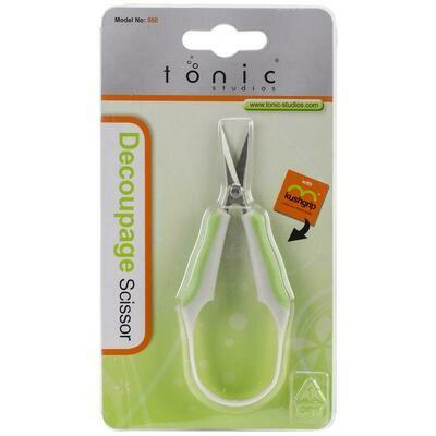 Tonic Studios Decoupage Scissors 4.5