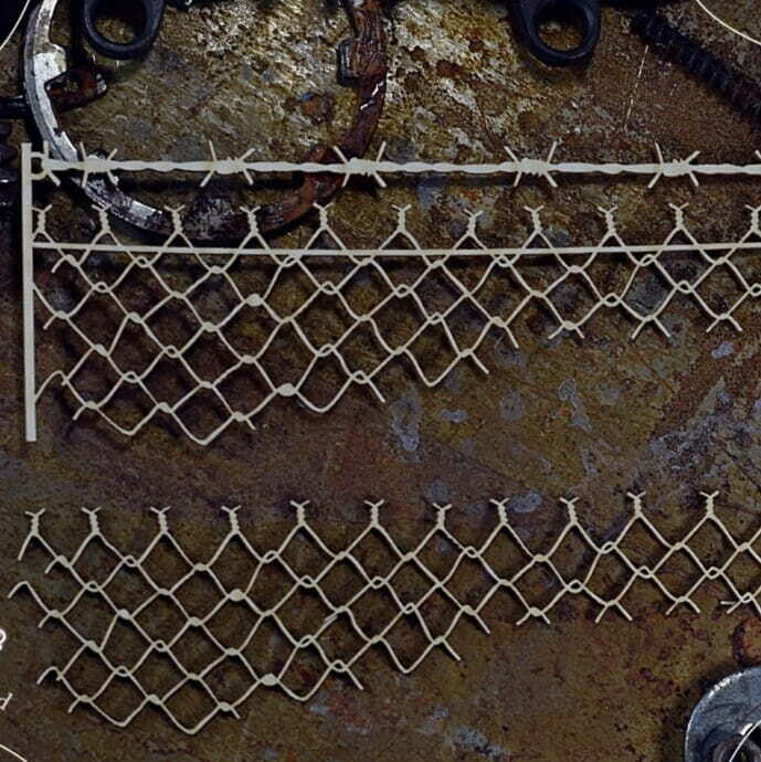 Barbed Wire & Mesh