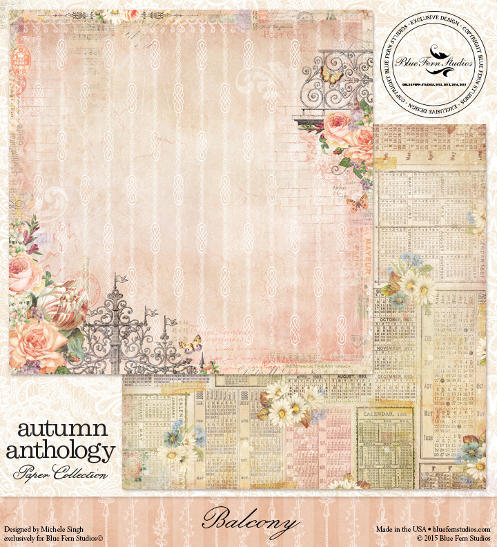 BLUE FERN STUDIOS Autumn Anthology - Click to Collect