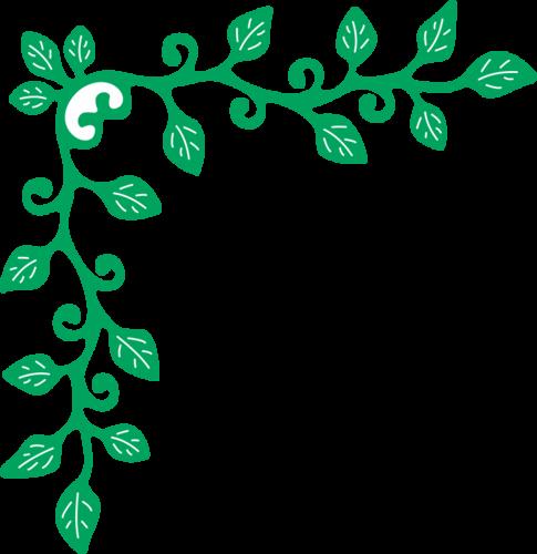 Ivy Corner Flourish