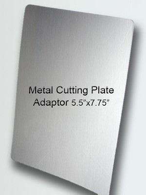 Small Metal Adaptor Plate