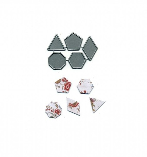 Patchwork Shapes - Small