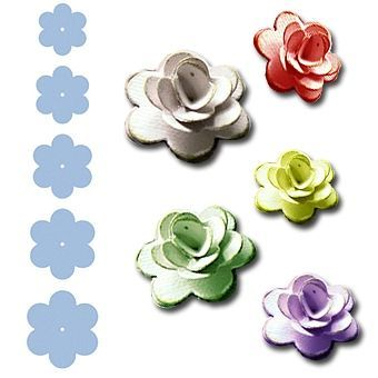 Creatables 5 Flower Set