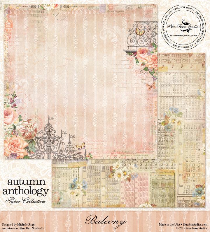Autumn Anthology - Balcony