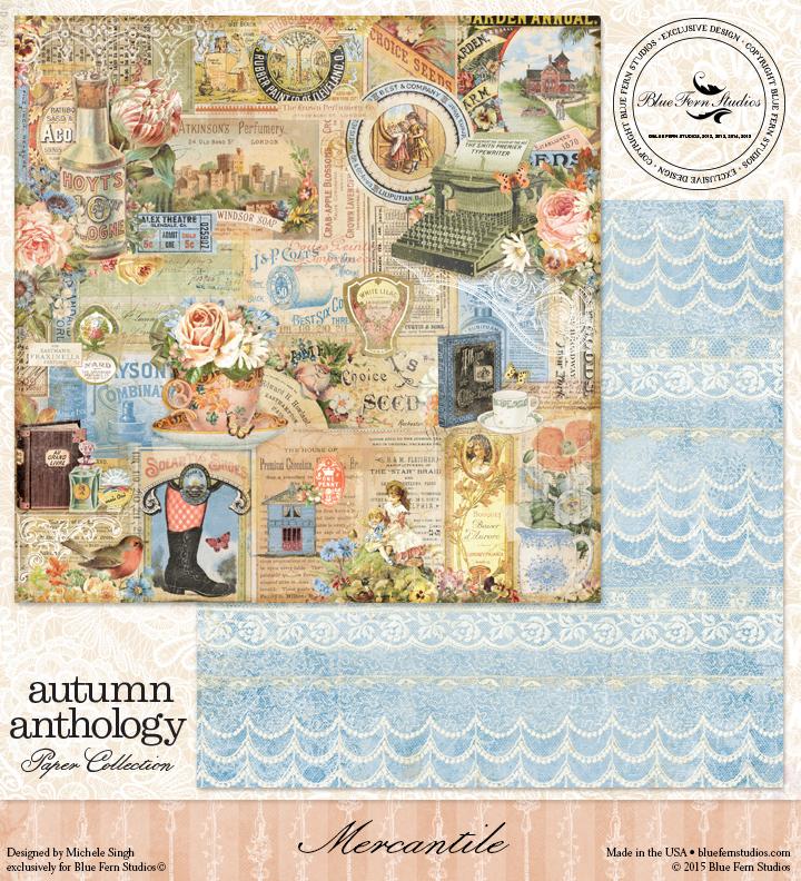 Autumn Anthology - Mercantille