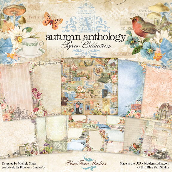 Autumn Anthology Complete Collection