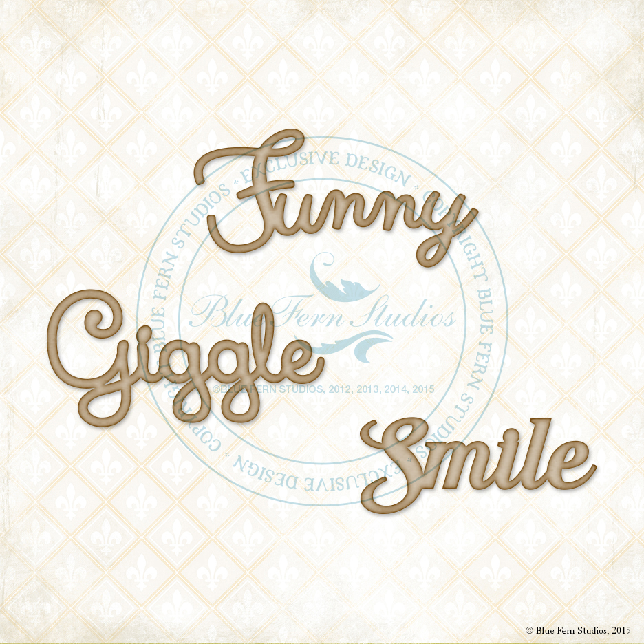 Funny Giggle Smile