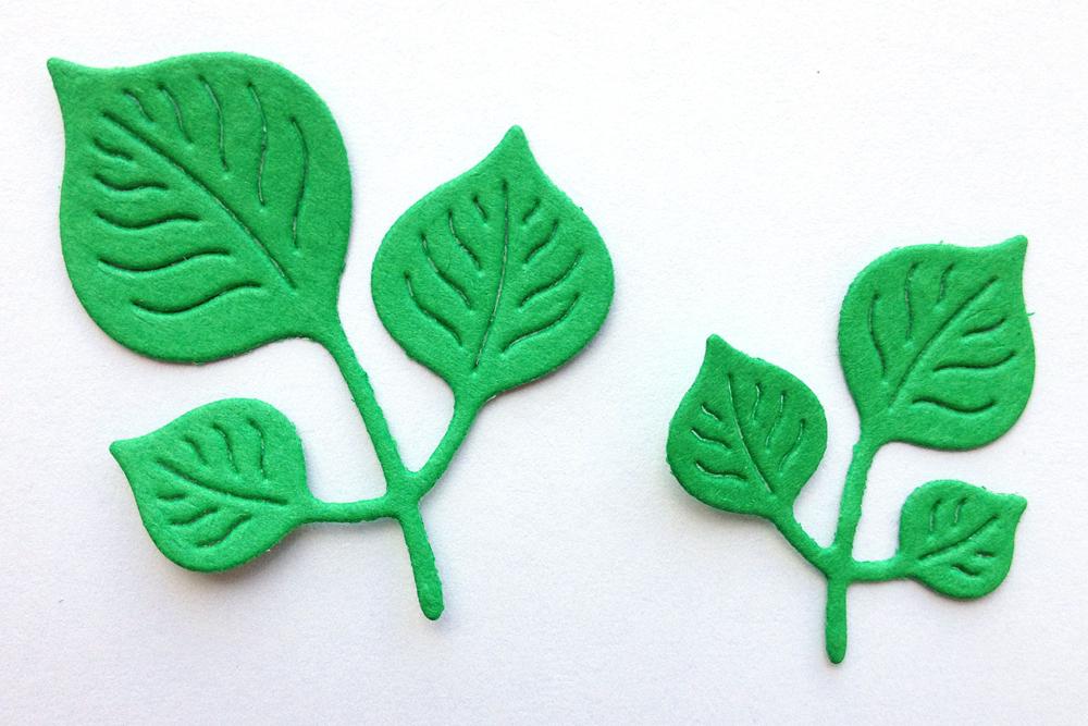 Flourish Leaf Set