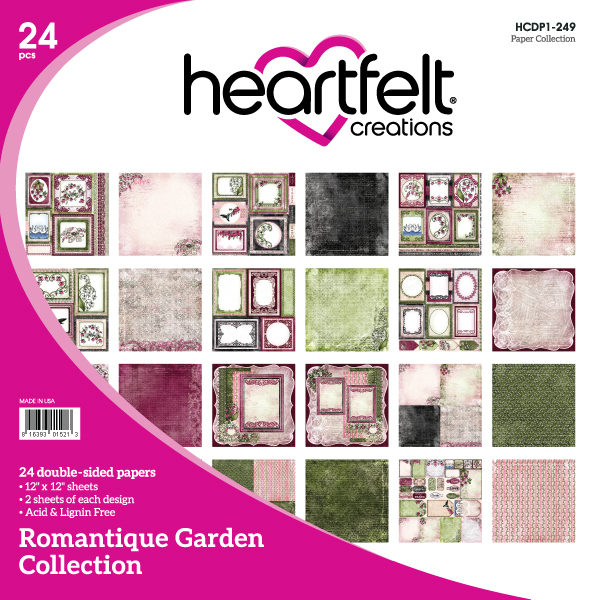 Romantique Garden Paper Collection
