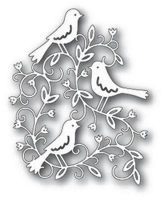 Birdies Trio die