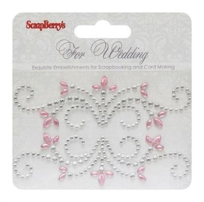 For Wedding 1 Gem Swirl