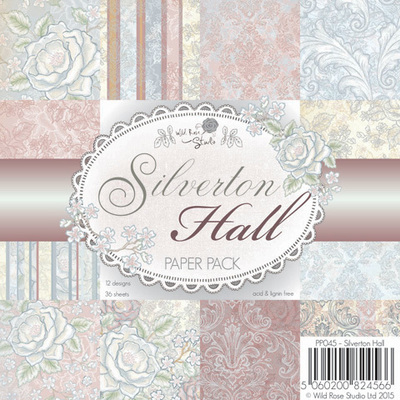 Silverton Hall 6 x 6 Paper Pack