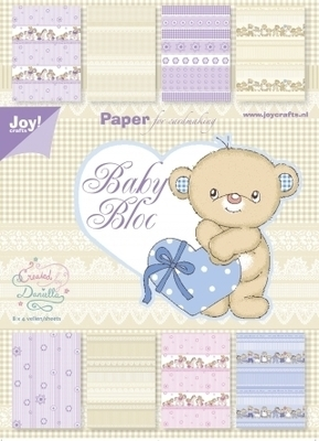 Joy! Craft - Baby Paper Bloc