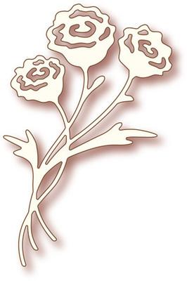 Rose Bunch die