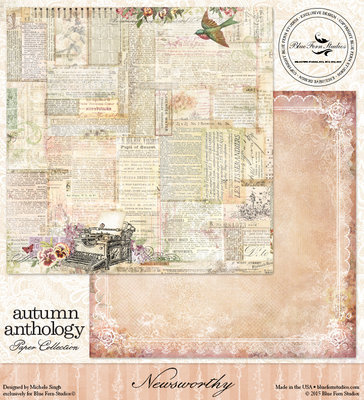 Autumn Anthology - Newsworthy