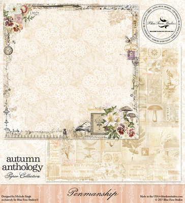 Autumn Anthology - Penmanship