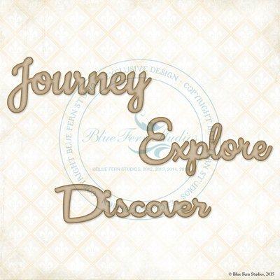 Journey Explore Discover
