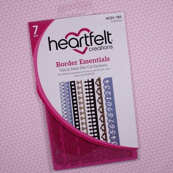 Border Essentials Die