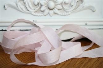 Pink Vintage Ribbon -12mm