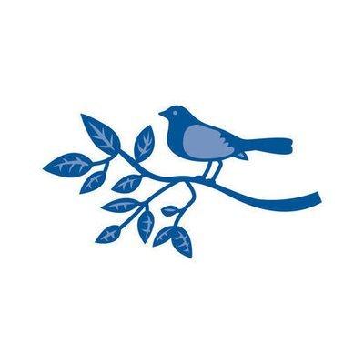 Creatables - Bird on Branch