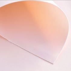 Foamiran Flower Making Foam - Pale Peach