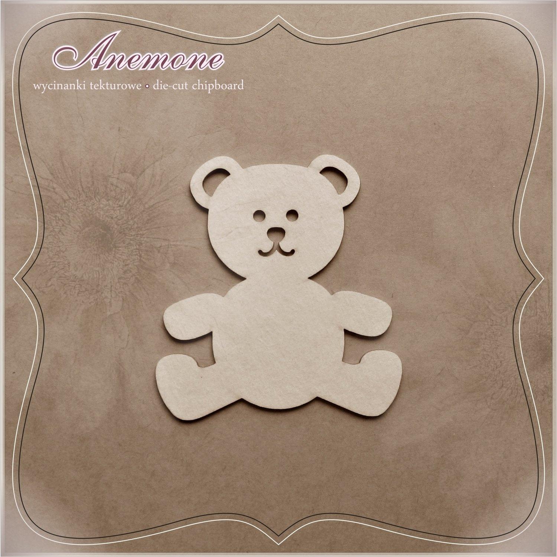 Sm. Teddy Bear Sitting
