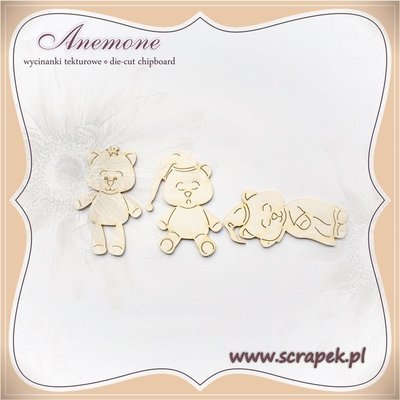 Stuffed Toy Animals Set