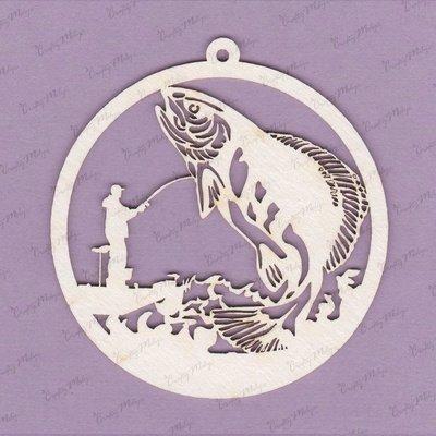 Pendant - Fisherman