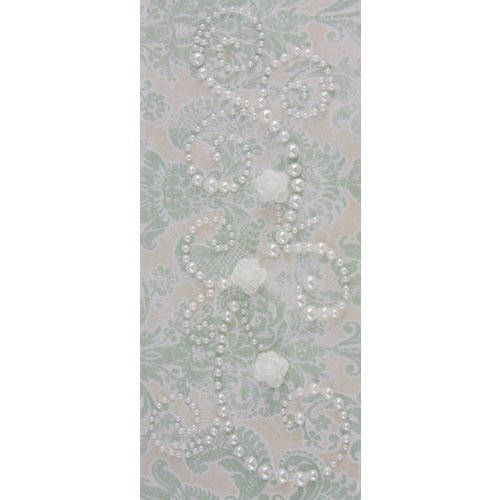 Prima - Say It In Pearls - Fairy Magic With Flowers - Cream