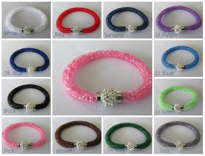 Stardust Bracelets - Click to Select