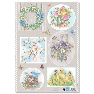 Marianne Design Paper - Click to Select