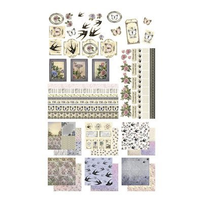 Rambling Rose Collection - Cardmakers set