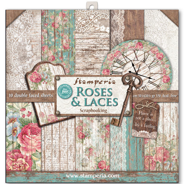 ROSES LACE & WOOD
