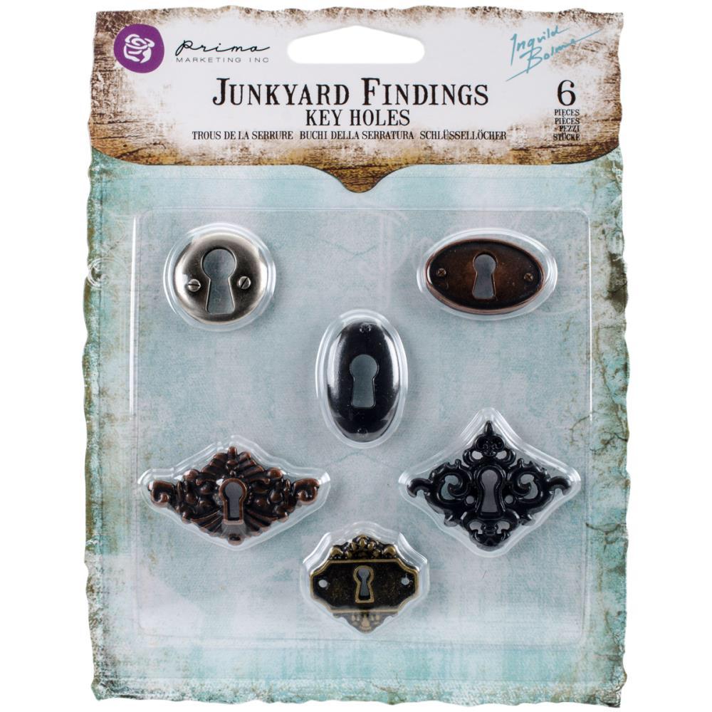 Prima Junkyard Findings ~ Keyholes