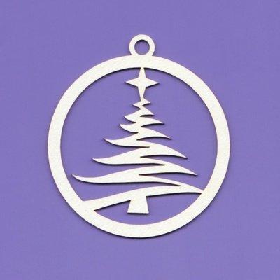 Pendant Christmas Tree