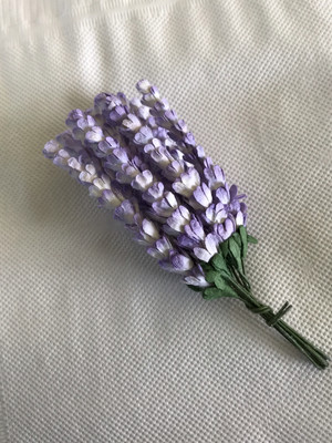 Lavender Bunch x 10