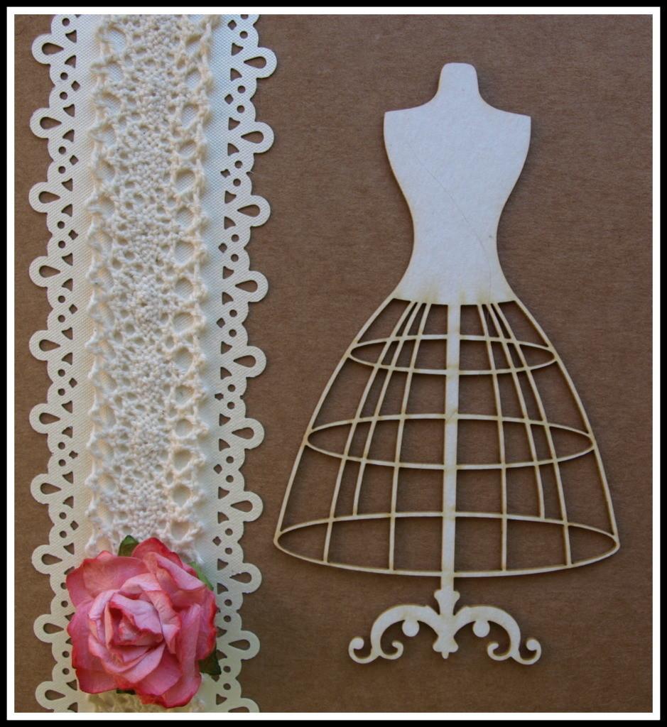Dress Form - Marylin