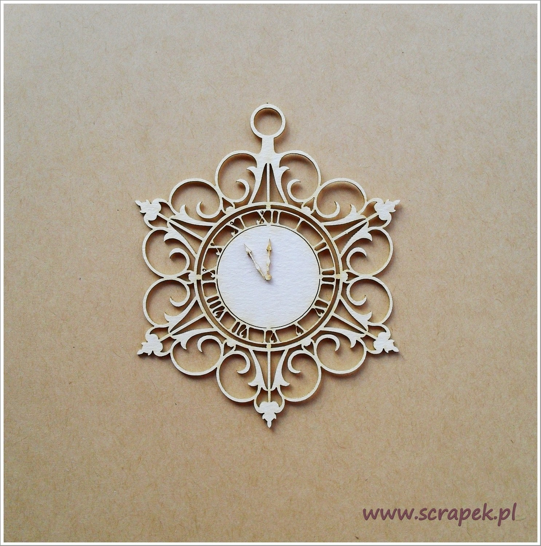 Frost Clock