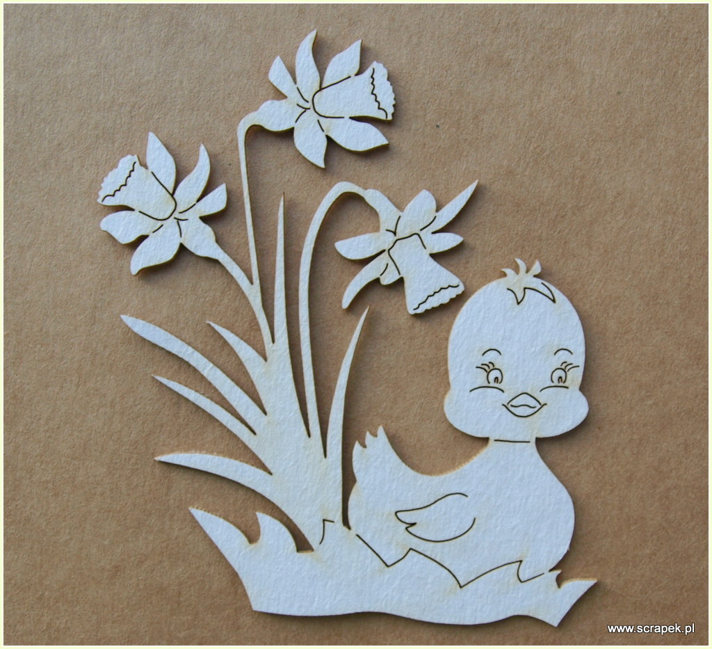 Daffodil Duck