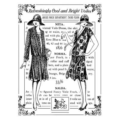 Bright Voile Ladies