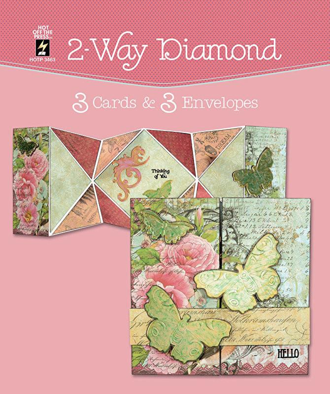 2 - Way Diamond Card Set