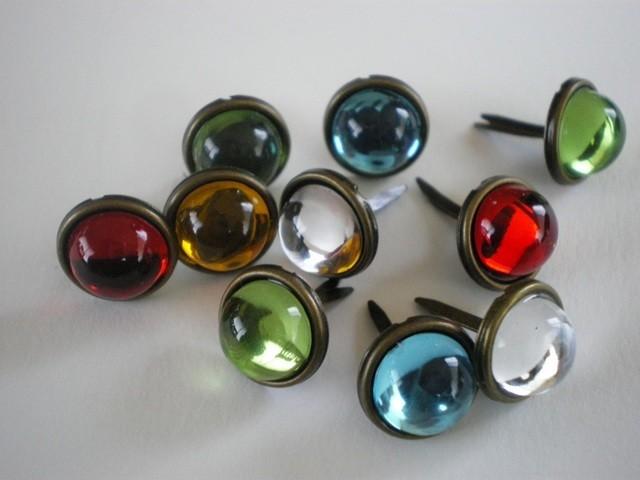 15mm Antique Edge Jewel