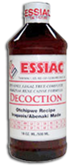 Essiac Decoction 16 Oz (500 ml) 01