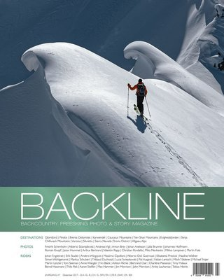 BACKLINE Backcountry Freeskiing Photo & Story Magazine 2012