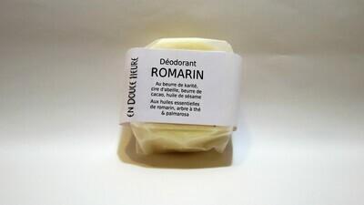 Déodorant ROMARIN - Sans Emballage