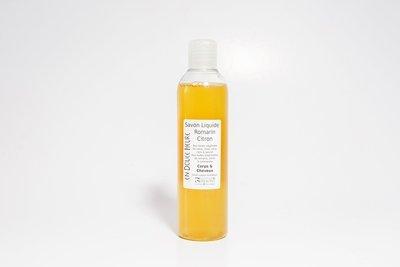 Savon Liquide ROMARIN CITRON - Fin de stock, arrêt de la production