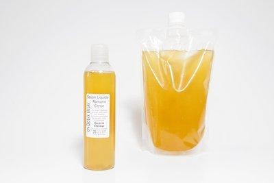 Savon Liquide ROMARIN CITRON - recharge 1L - Rupture de stock définitive, arrêt de la production
